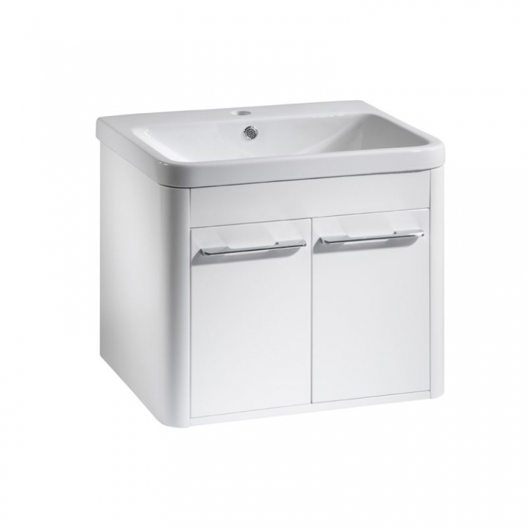 600MM WALL MOUNTED WASH UNIT EXCLUDING BASIN - R2 contour - B.P.M ...