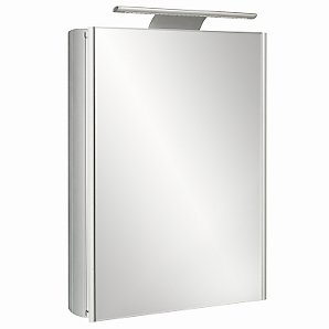 Overhead/Integrated Illuminated wall mirror 45 - 60 - 80 - 100 - 120