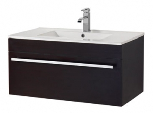 Ceramic washbasin single drawer unit 74