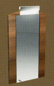 Corner mirror cabinet 30