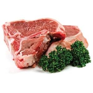 Four Yorkshire,Nidderdale Lamb Chops