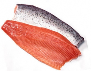 Side of Scottish Salmon