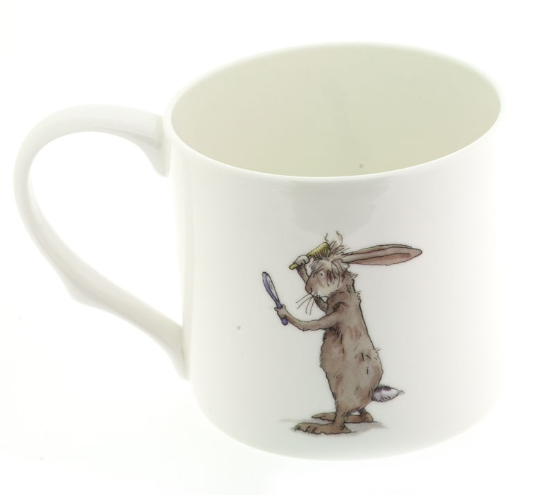 Bad Hare Day Large Mug Mugs Fenwick Gallery