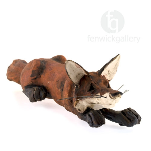 Ceramic Fox Ceramics Fenwick Gallery