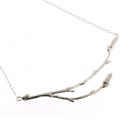 Arctic Twig Necklace