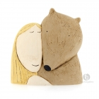 Bear & Girl