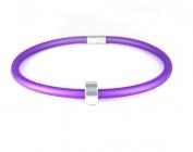 Bolt Necklace - Violet