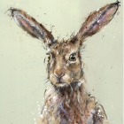 Brown Hare - Card
