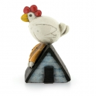 Ceramic Hen House