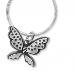 Enchanted Necklace - Small Butterfly