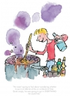 George's Marvellous Medicine - Roald Dahl - Quentin Blake