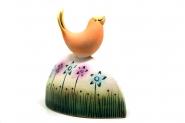 Golden Bird Full of the Joy of Spring