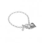 Hearts & Flowers Bracelet