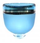 Large Reduction Bowl - Turquoise Blue