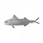 Mackerel Brooch