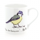 Madeleine Floyd Blue Tit Mug