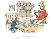 Matilda - Roald Dahl - Quentin Blake