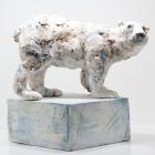Polar Bear on Box