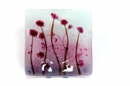 Poppies Vessel - Pinks