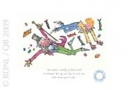 Quentin Blake - Roald Dahl -  Mr Wonka Suddenly Exploded