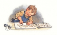 Shirley Hughes - Cutting Pastry Shapes