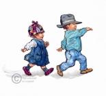 Shirley Hughes -Hats