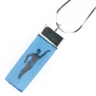 Swimmer Necklace Male