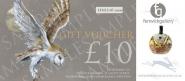 Ten Pounds - Gift Voucher