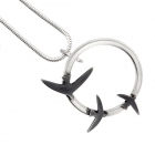 Three Swifts Necklace