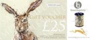 Twenty Five Pounds - Gift Voucher