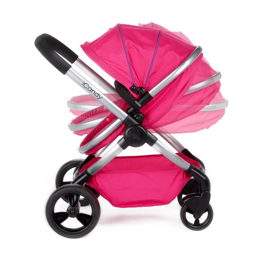 iCandy MiPeach Dolls Pram - Bubblegum | Toys & Gifts | Little ...