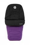 BabyStyle Oyster Footmuff in Wild Purple