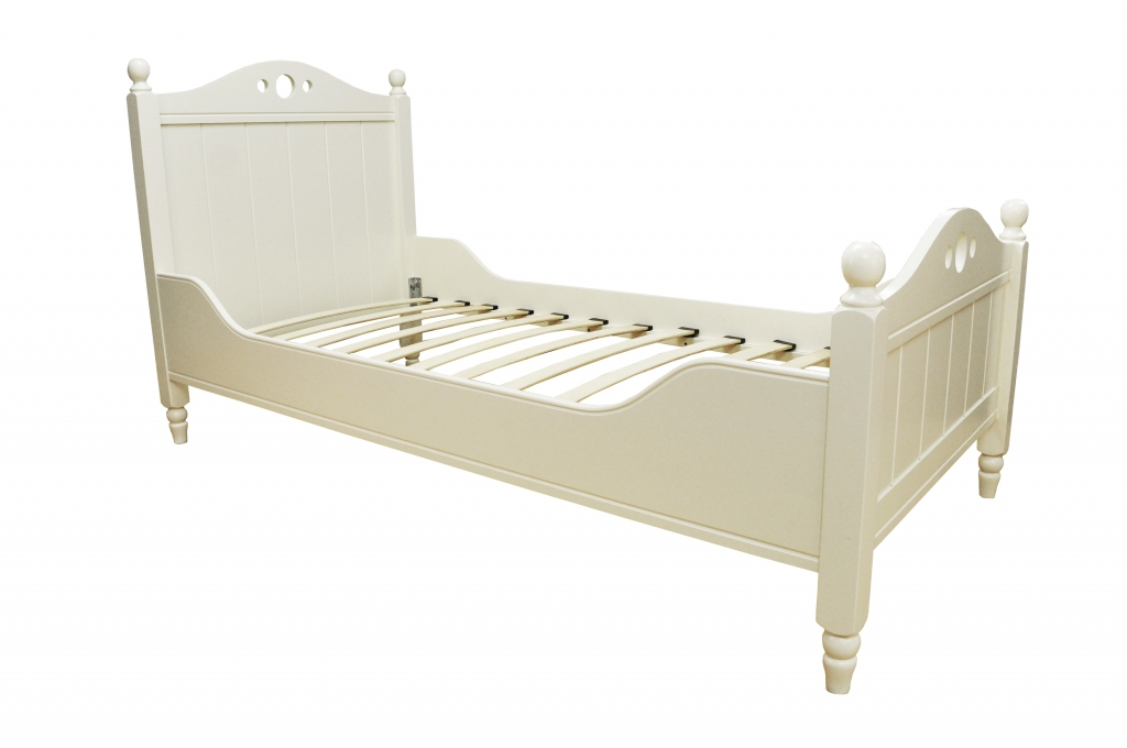 Clermount Kids Single Bed - Oak Beds - Dragon Furniture