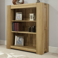 Toledo small bookcase
