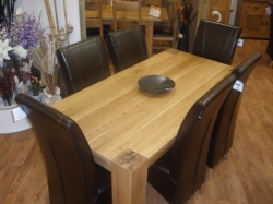 Toledo large dining table