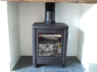 Stanford 23 Multi Fuel Stove Fireplaces Stoves Recent