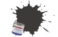 10 HUMBROL ENAMELL SERVICE BROWN GLOSS 14ML TINLET
