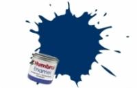 15 HUMBROL ENAMELL MIDNIGHT BLUE GLOSS 14ML TINLET