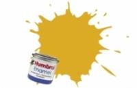 16 HUMBROL ENAMELL GOLD METALLIC 14ML TINLET