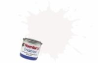 22 HUMBROL ENAMELL WHITE GLOSS 14ML TINLET