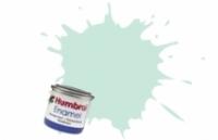 23 HUMBROL ENAMELL DUCK EGG BLUE MATT 14ML TINLET