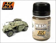 AK  066 WASH FOR D.A.K. VEHICALS