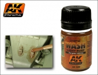 AK LIGHT RUST WASH #AK046