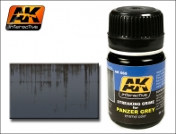 AK STREAKING GRIME FOR PANZER GREY #AK069
