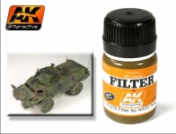 AK FILTER FOR NTO TANKS #AK076