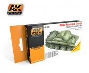 AK 4BO RUSSIAN GREEN MODULATION SET #553