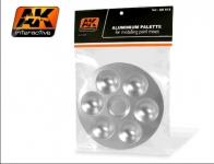 AK Aluminium Palet 6 Wells #AK612
