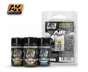 AK AIRCRAFT ENGINE WEATHERING EFFECTS #AK2000