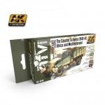 AK CAUNTER SCHEME (1940-410) #4030