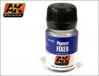 AK PIGMENT FIXER #AK048